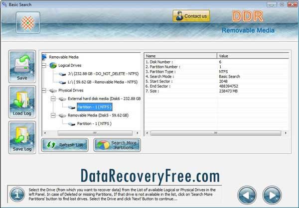 Regain lost data using file reviving software